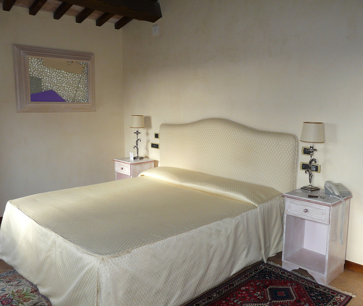 Accommodations at Sovana Hotel & Resort