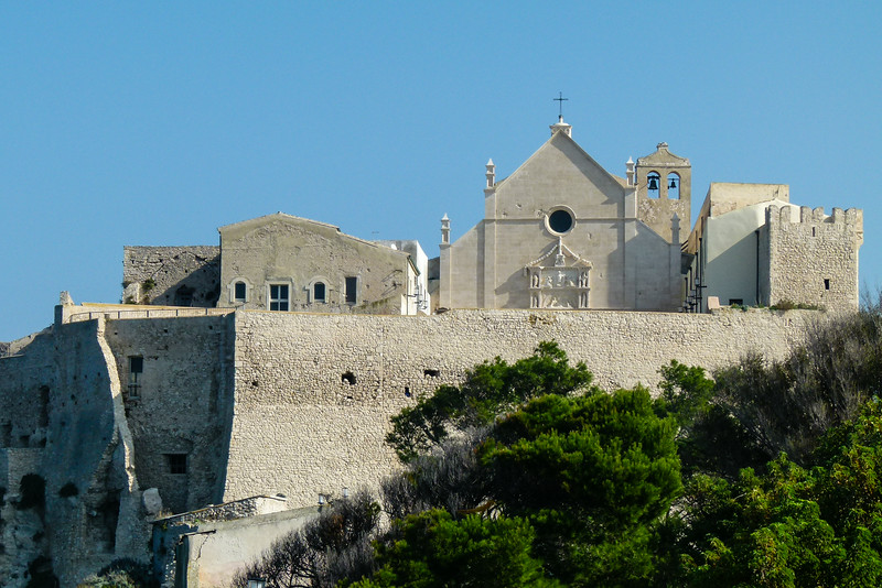 Monastery on San Nicola