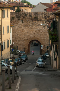 Street Scene in Florence