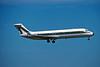 "I-RIFB Douglas DC-9-32 ""Leasing Company"" c/n 47432 Prestwick/EGPK/PIK 28-06-95 (35mm slide)"