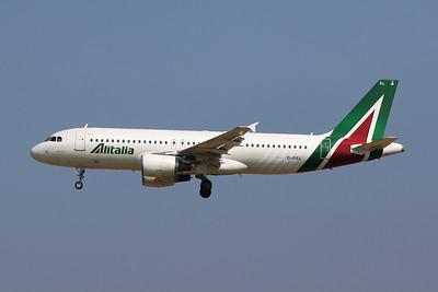 EI-DSL Airbus A320-216 c/n 3343 Brussels/EBBR/BRU 22-05-18