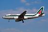 I-BIMB Airbus A319-112 c/n 2033 Brussels/EBBR/BRU 23-04-04 (35mm slide)