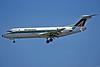 "I-REJE Fokker 70 ""Avianova"" c/n 11573 Dussledorf/EDDL/DUS 17-07-96 (35mm slide)"