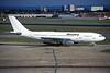 I-BUSB Airbus A300B4-203F c/n 101 Heathrow/EGLL/LHR 20-07-97 (35mm slide)