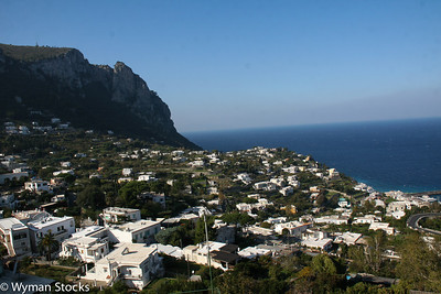 The beautiful Amalfi Coast including Sorrento, Amalfi, Ravello, and Capri.