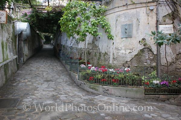 Positrono - Street Scene 1