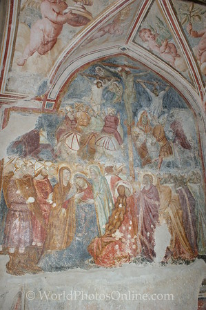 Amalfi - Saint Andrew's Cathedral -Fresco
