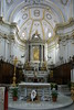 Positano - church of Santa Maria Assunta - Altar with Nativity