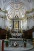 Positano - church of Santa Maria Assunta - Altar with Nativity