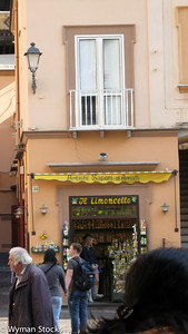 Limoncello is a favorite drink in Amalfi.  The beautiful Amalfi Coast including Sorrento, Amalfi, Ravello, and Capri.