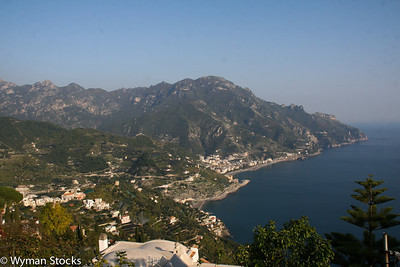 Photos from the village of Ravello along Italy's beautiful Amalfi Coast