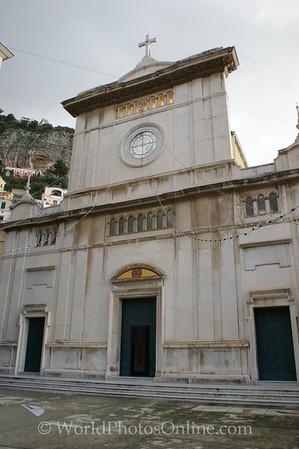 Positano - church of Santa Maria Assunta