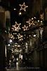 Sorrento - Street at Christmas at night