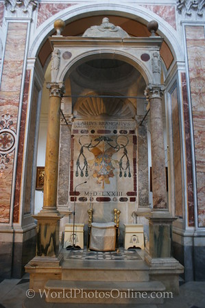 Sorrento - Cathedral - Priest Seat