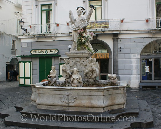 Amalfi - Saint Anthony's Fountain