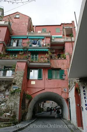 Amalfi - Street Scene