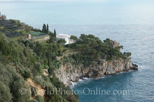 Amalfi Coast - Sophia Loren's house