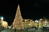 Sorrento - Town Square at Christmas at night 2