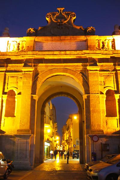 Sicily, Gate of Marsala