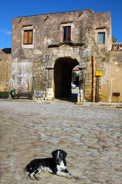 Sicily, 13th Century Baglio Isonzo, Scopello