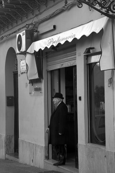Sicily, Gentleman, Castellamare del Golfo