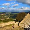 Sicily, Temple of Segesta, Greek Amphitheatre