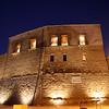 Sicily, Castellamare del Golfo, Evening View on Castello