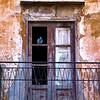 Sicily, Castellamare del Golfo, Balcony