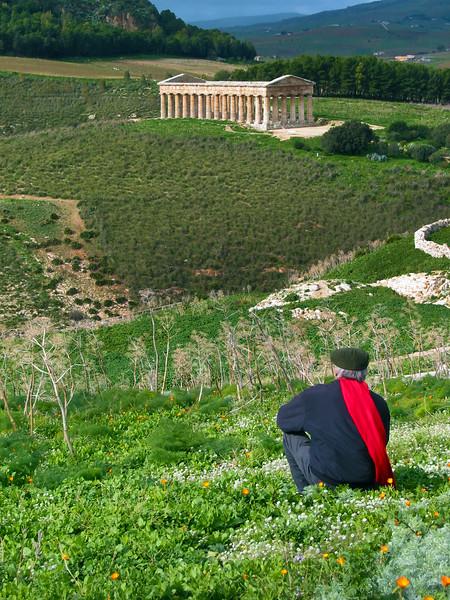 Sicily, Temple of Segesta
