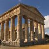 Sicily, 5th Century BC Temple of Segesta