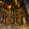 Sicily, Monreale, Golden Altar Mosaics