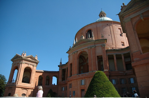Church of San Luca - Bologna, Italy