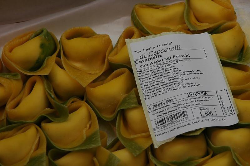 Ceccarelli Tortelloni - Bologna, Italy