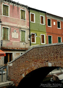Burano Footbridge