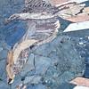 Manarola: Mosaic in Town Square