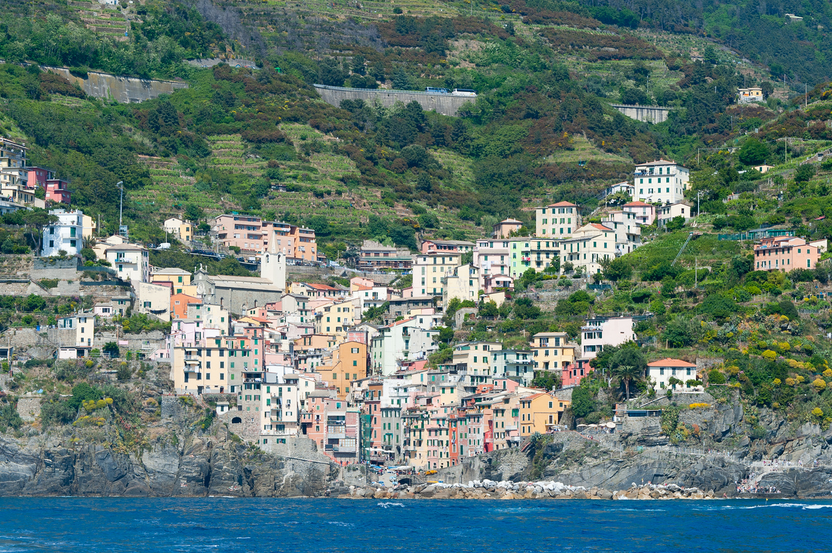 UNESCO World Heritage Site #136: Portovenere, Cinque Terre, and the Islands