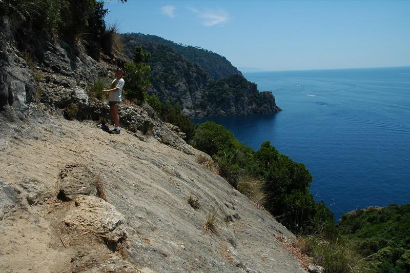 Mountain's Edge - Liguria, Italy
