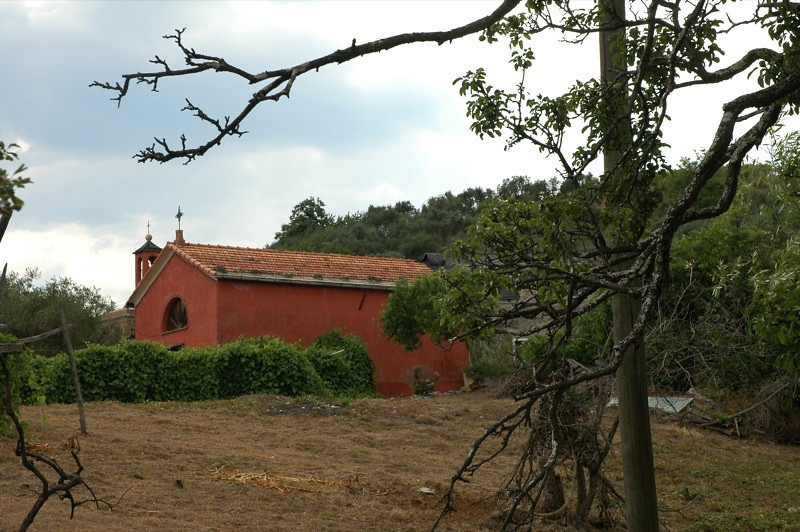 Hillside Church - Portofino, Italy