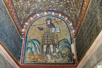 Archiepiscopal Chapel in Ravenna