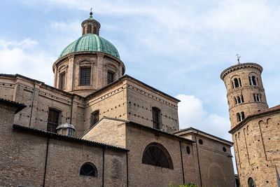 Churches in Ravenna, Italy