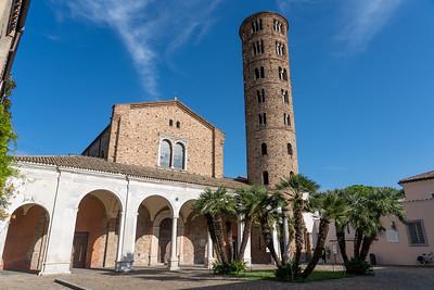 Basilica of Sant'Apollinare Nuovo in Ravenna