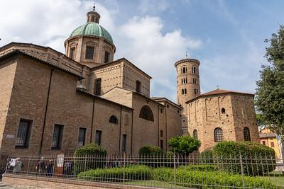 Churches in Ravenna, Italy