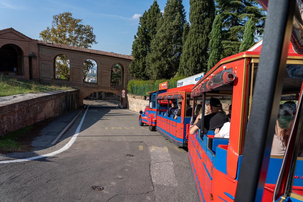 San Luca Express in Bologna