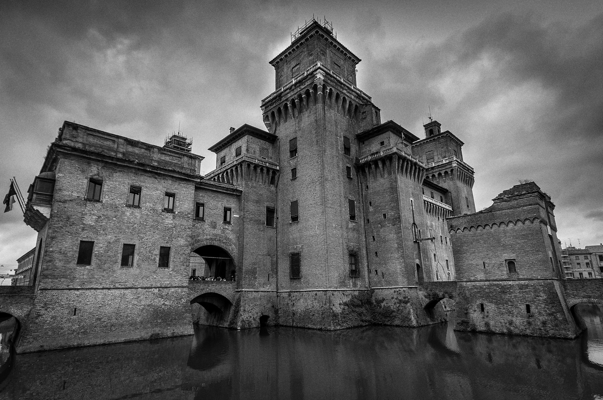 UNESCO World Heritage Site #241: Ferrara, City of the Renaissance, and its Po Delta