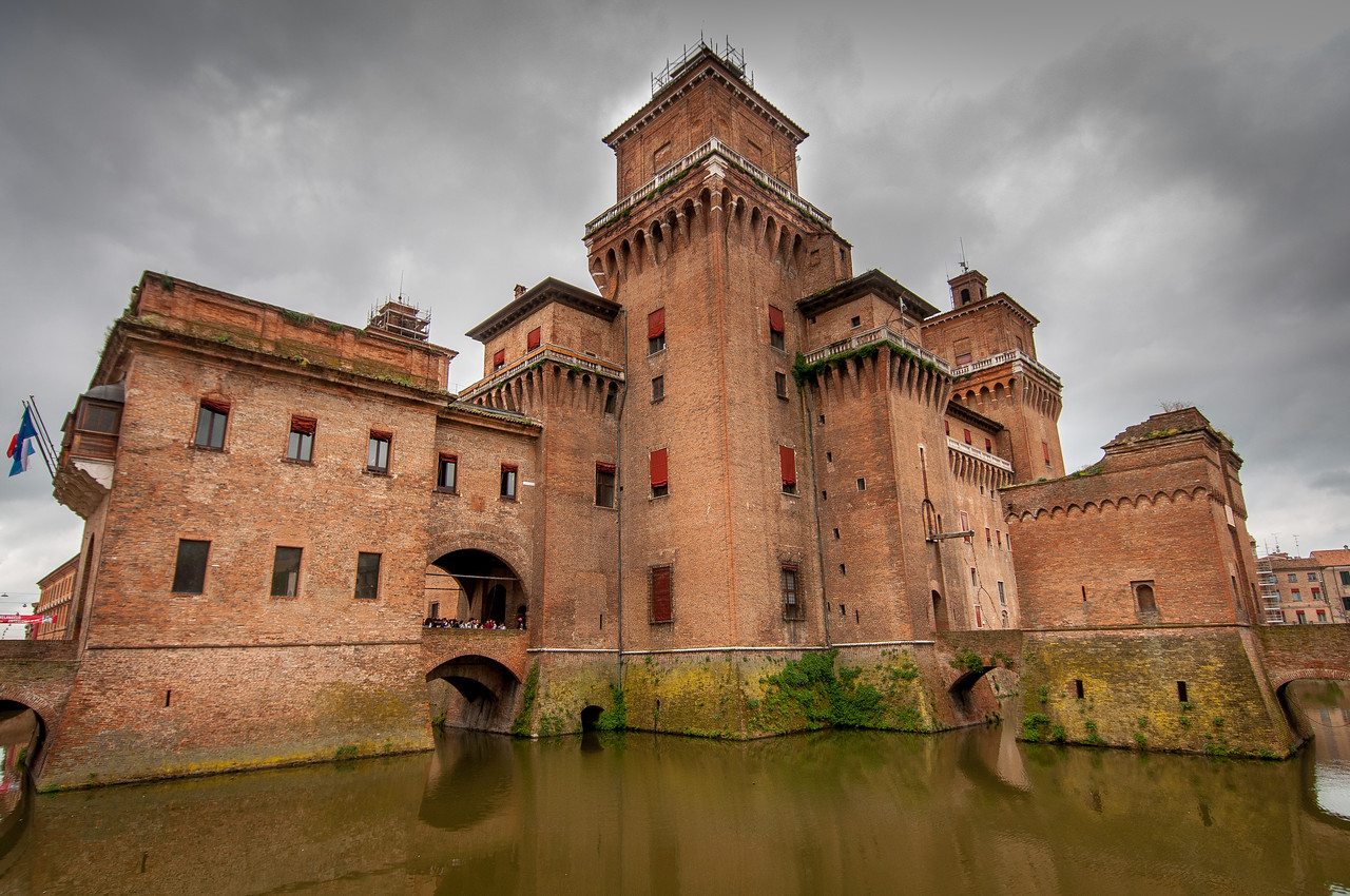 Ferrara, City of the Renaissance, and its Po Delta
