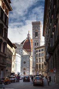 Florence - Basilica di Santa Maria del Fiore (Il Duomo)