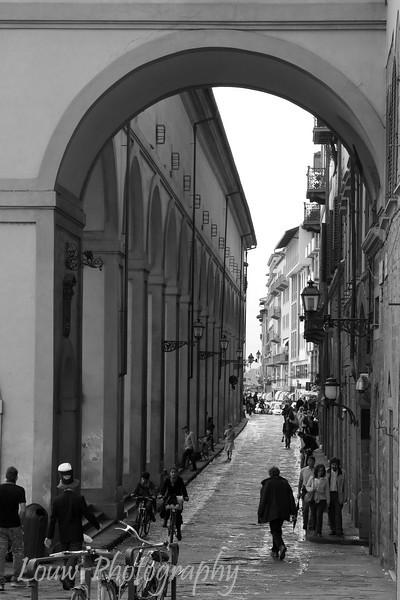 Lungarno Archibusieri, Firenze