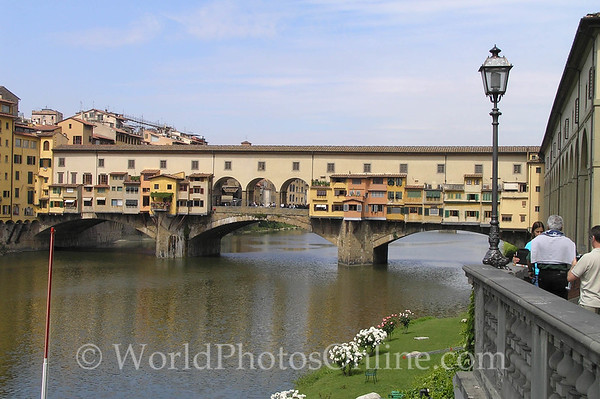 Florence - Ponte Vecchio S