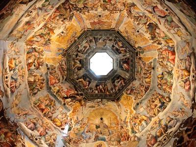 Dome of Cathedral of Santa Maria del Fiore