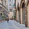 Bicycling The Streets of Florence